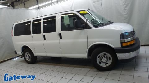2018 Chevrolet Express 2500 LT