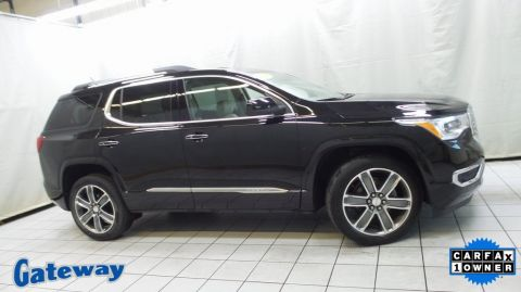 Pre-Owned 2017 GMC Acadia Denali AWD 4D Sport Utility