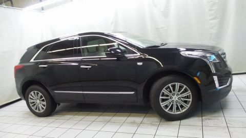 Pre-Owned 2019 Cadillac XT5 Luxury AWD 4D Sport Utility
