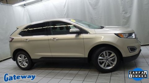 Pre-Owned 2018 Ford Edge SEL AWD 4D Sport Utility
